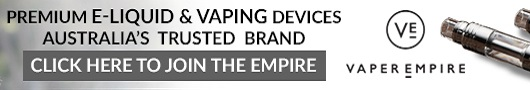 Vaper Empire - Australia's Trusted Vape Brand